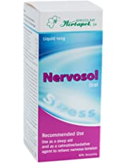Helps relieve stress and nervousness, calmative, sleep aid