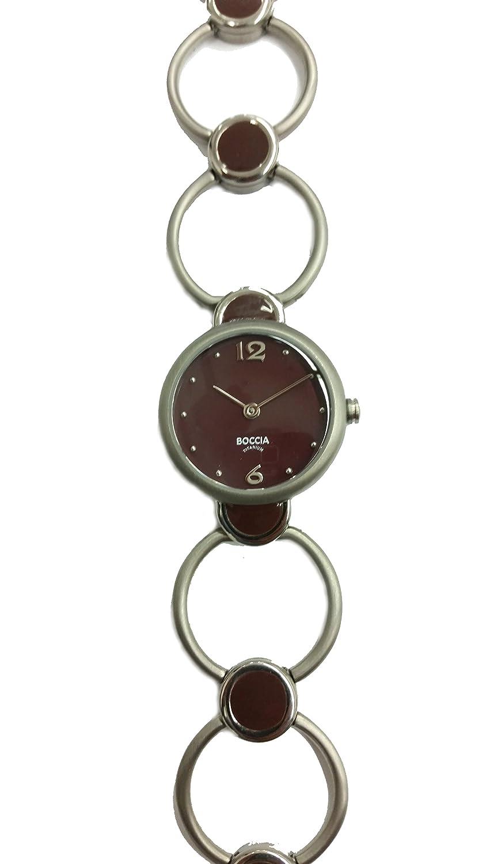Boccia Damen - Uhr