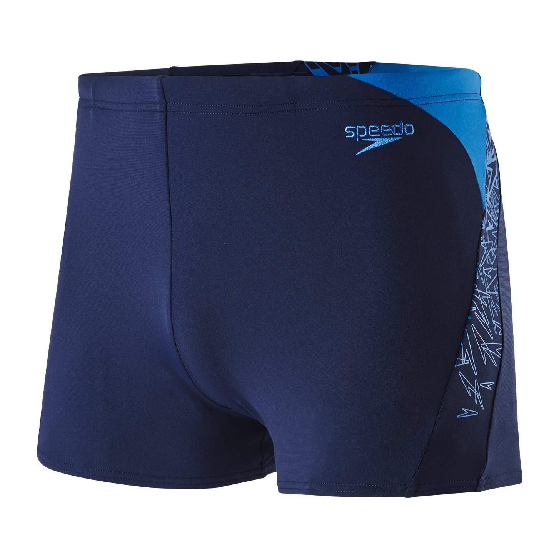 TALLA 40. Speedo Boys 'Boom Splice Aqua Pantalones Cortos