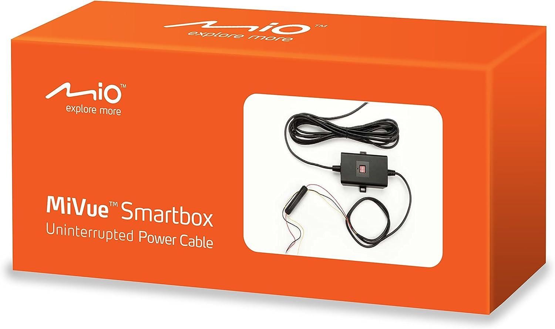 Mio Smartbox Hardwire Kit For All Mivue Car Dash Cams Cameras Dvr Recorders Navigation Car Hifi
