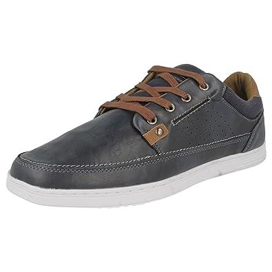Chaussures à lacets Lambretta Casual homme DAwJklLPf