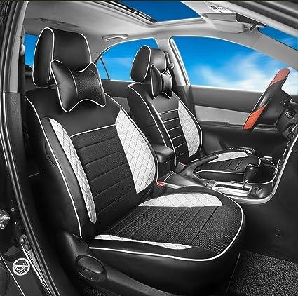 Tremendous Amazon Com Autodecorun Custom Fit Seat Covers For Cadillac Frankydiablos Diy Chair Ideas Frankydiabloscom
