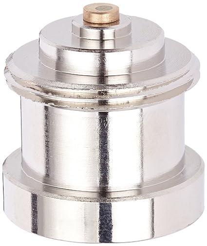 eurot Electronic 700 100 019 metal adaptador para radiadores electrónicos termostatos, metal