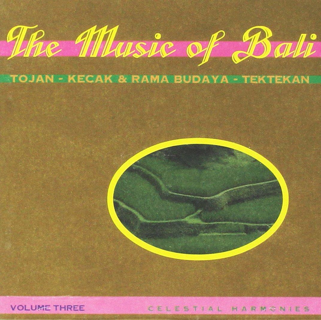 The Music of Bali, Vol. 3: Kecak & Tektekan