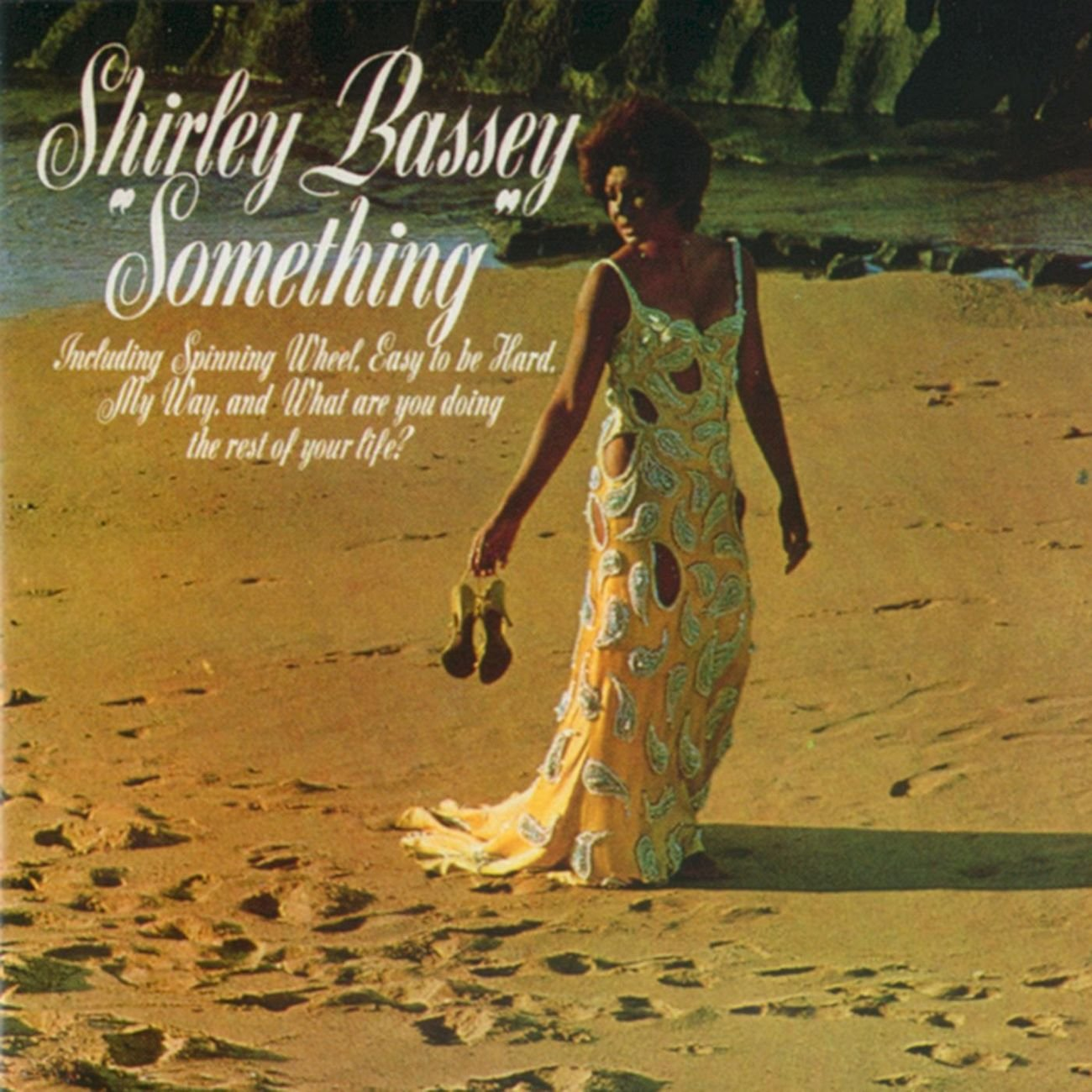 Something: Shirley Bassey: Amazon.es: Música