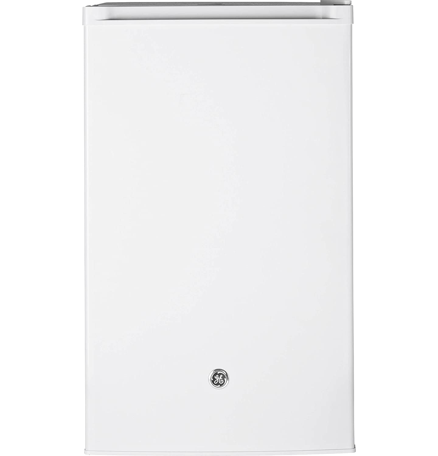 """GE GME04GGKWW 20"""" Freestanding Compact Refrigerator in White"""