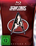 Star Trek - Next Generation/Season 1 [Blu-ray]