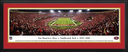 amazon com san francisco 49ers final game at candlestick park