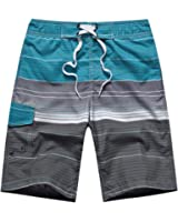 APTRO(アプトロ)メンズ サーフパンツ ショーツ 水着 海水パンツ 海パン ゴムウエスト サーフトランクス