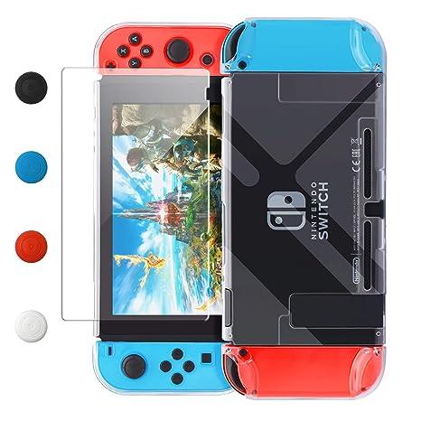 Amazon.com: Funda Dockable compatible con Nintendo Switch ...