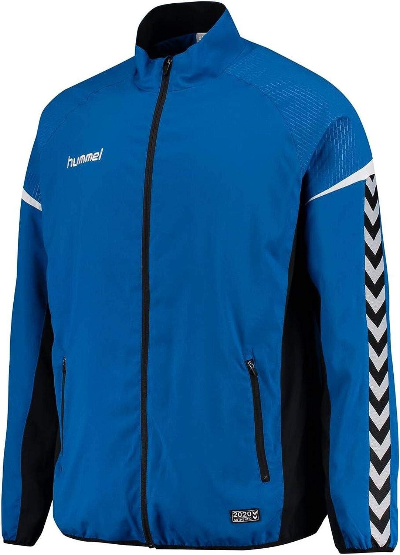 Hummel Trainingsjacke Damen Schwarz Sport Sportbekleidung
