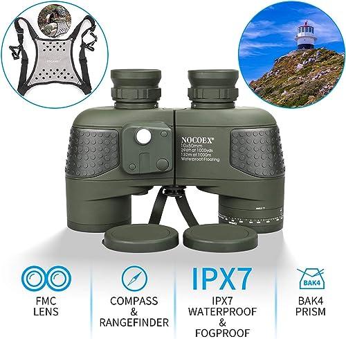 NOCOEX 10X50 Marine Binocular