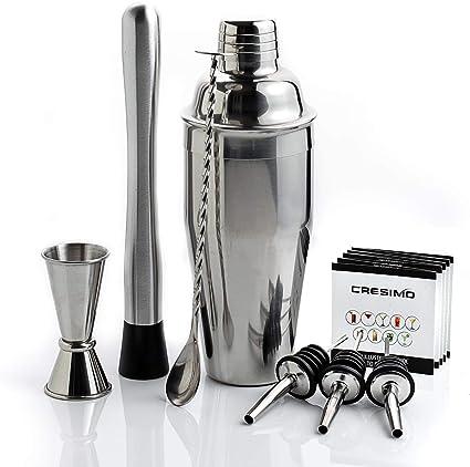 Cocktail Shaker boissons mixeur cuisine bar Accessoire Acier Inoxydable Shaker