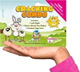 Easter Party Games **SAVER PACK** - Easter Games Party pack includes: Outdoor Easter Egg Hunt - Easter Would You Rather Game - Easter Left Right - Cracking Easter Activities - easter family games