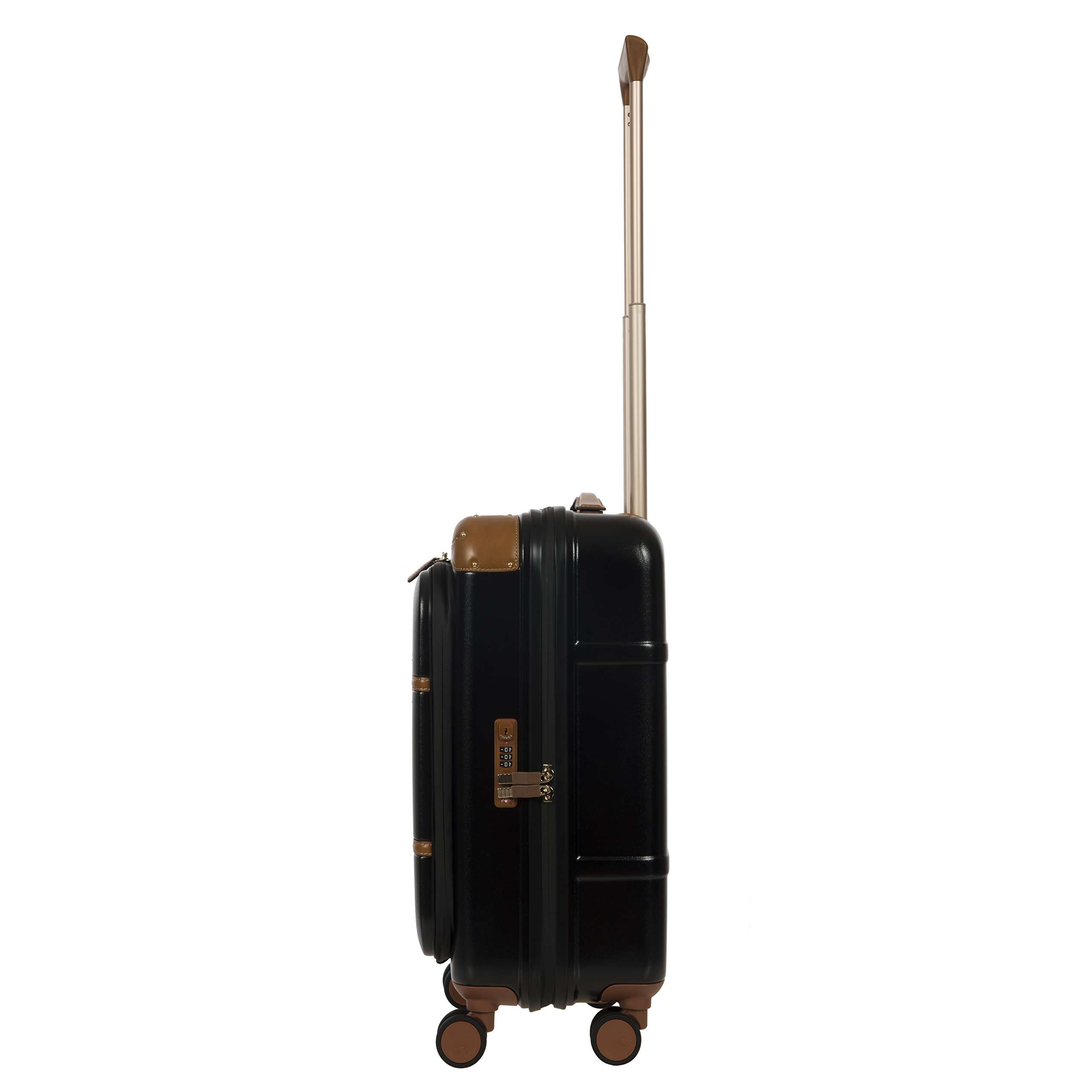 Bellagio 2.0 Ultra Light 21 Inch Carry On Business Spinner Trunk with Pocket by Bric's (Image #3)