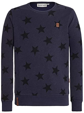 Naketano Herren Sweater Frittenklaus III Sweater