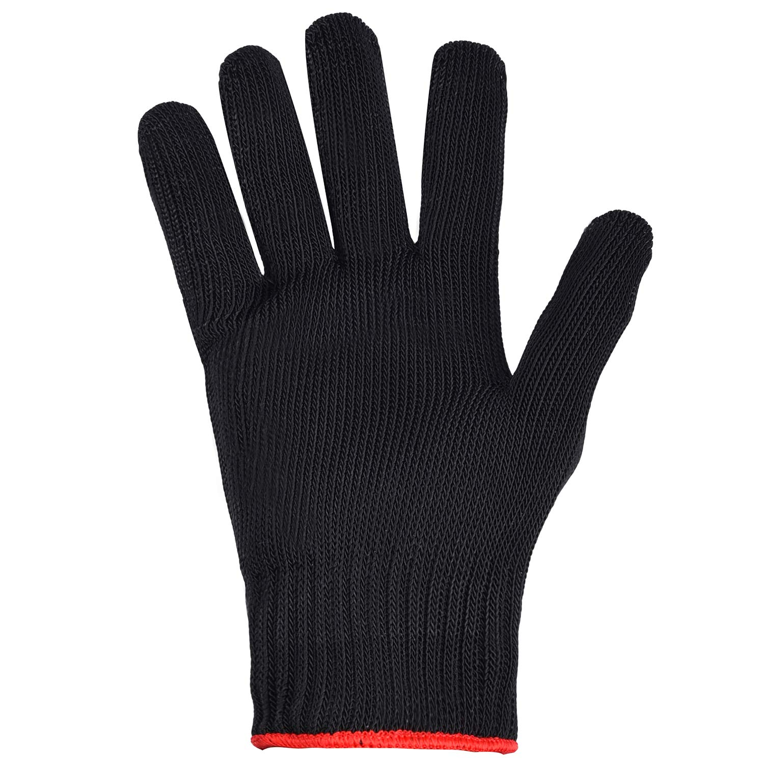 MadBite Cut Resistant Glove - 1 Piece Fishing Glove for Men, Women, Kids - Highest Safety Rating Fillet Gloves for Cutting, Slicing, Peeling, and Grating in The Kitchen (Large)