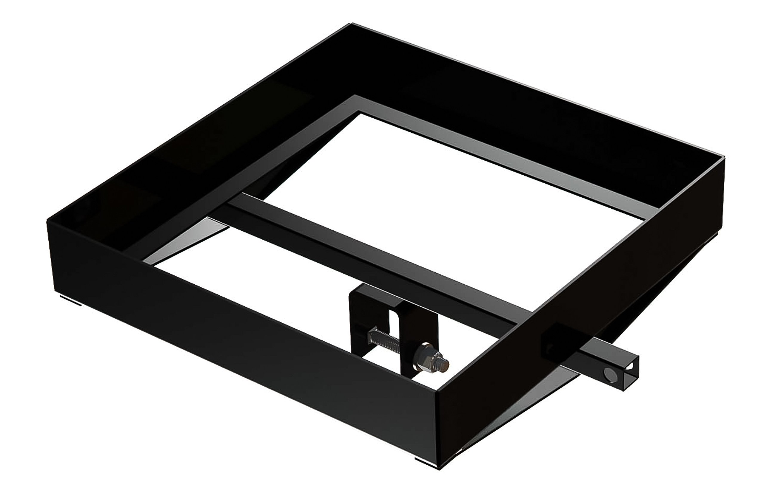 Black Boar UTV Basket for Adding Additional Weight to ATV Implements (66006)