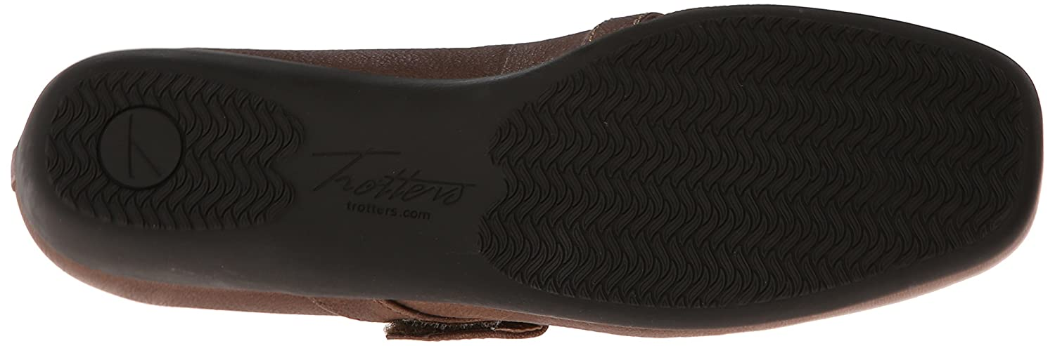 Trotters Simmy Rund Leder Mary Janes    687a95