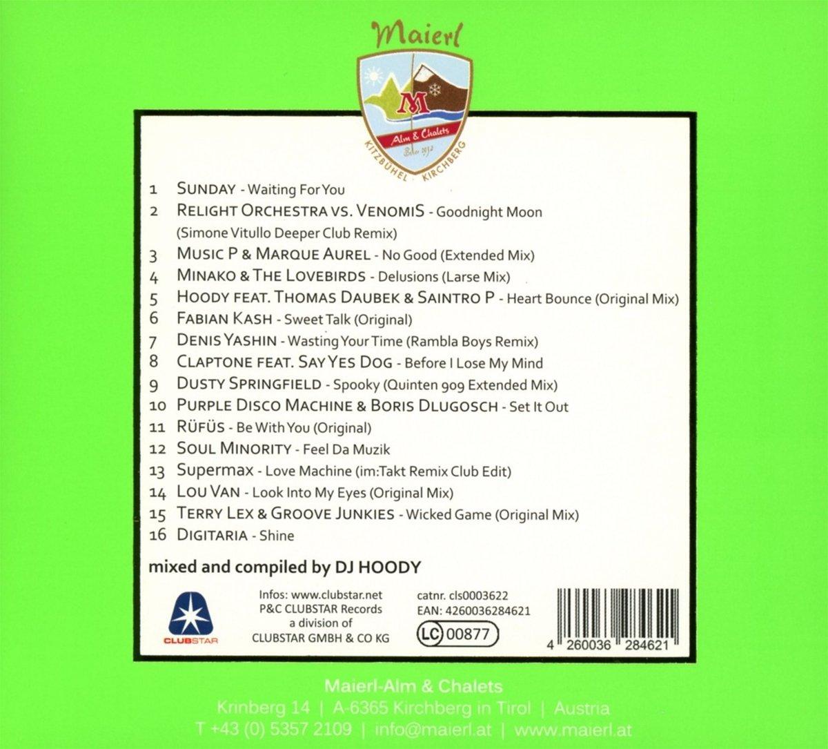 2f2c35bfeaf315 Chalet Beats No.4 (Maierl Alm) - Various  Amazon.de  Musik