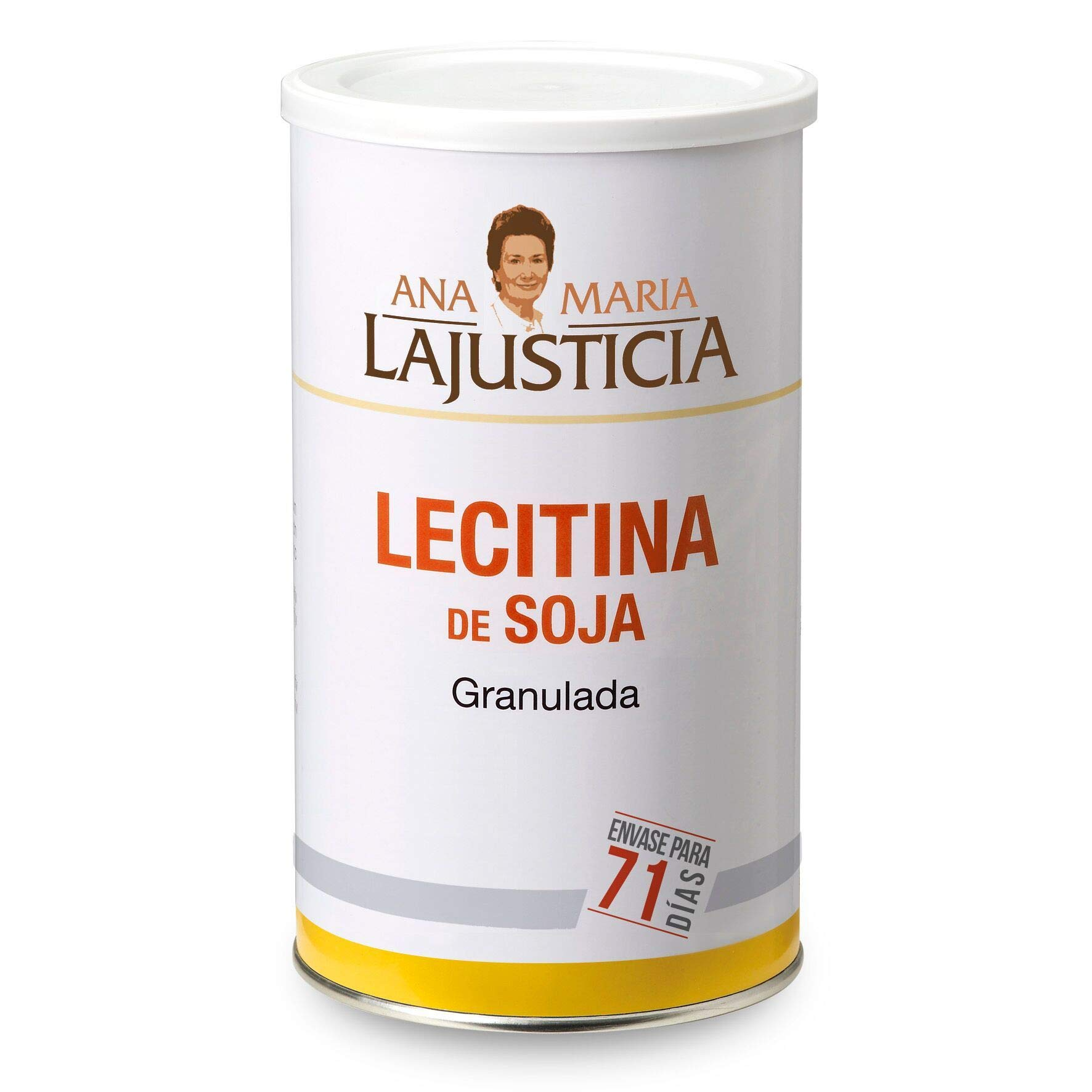 Lecithin SOYA NO GMO | GRANULES 71 Days / 500 Grams