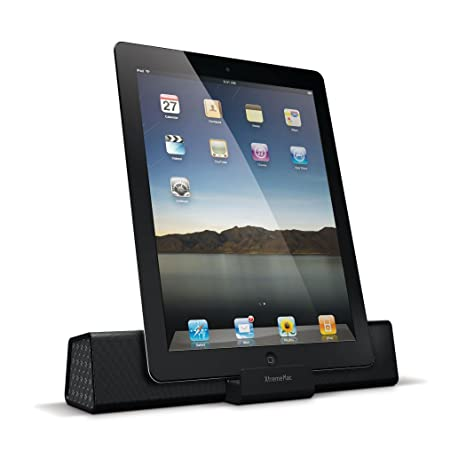 Xtrememac IPU-STR-11 Portable Stereo Speaker with Dock for