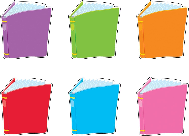 TREND enterprises, Inc. Bright Books Mini Accents Variety Pack, 36 ct