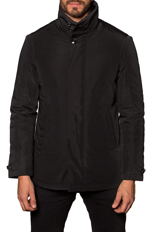 ヤレドラング アウター ジャケットブルゾン Jared Lang Rome Insulated Jacket Black [並行輸入品] B079M5K6S3 Large