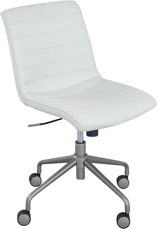 French Ivory ELLE D/écor Adelaide Task Chair