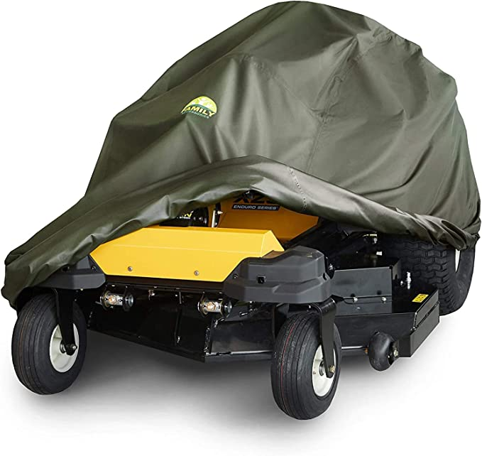 Classic Accessories RainProof Heavy-Duty Zero Turn Mower Cover Large Protector