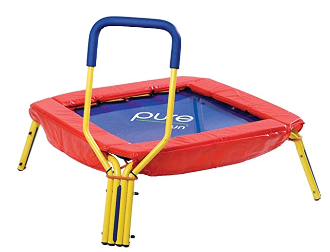 Pure Fun Kid's First Jumper Trampoline