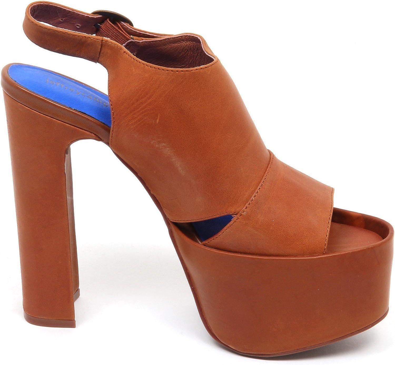 D9000 sandalo donna brown JEFFREY CAMPBELL BEANE vintage shoe woman   eBay