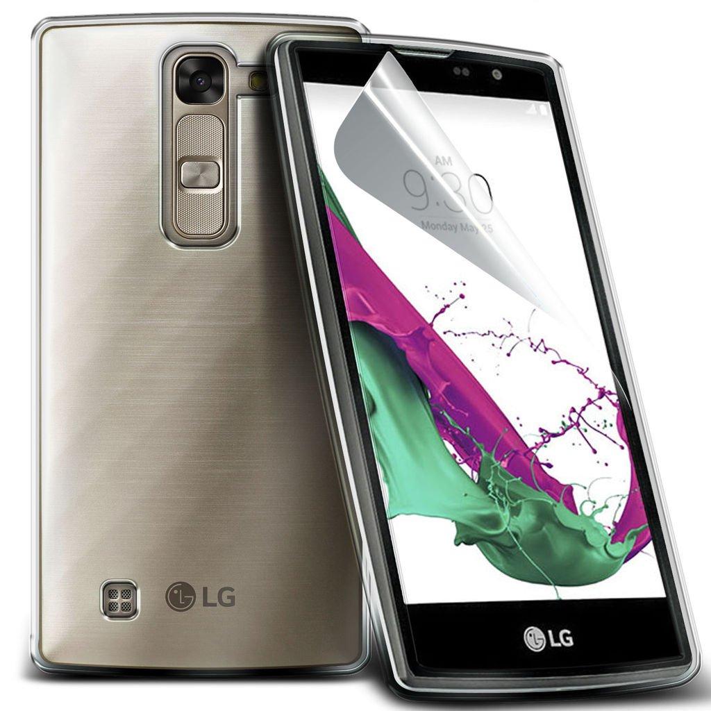 Fone-Case Clear LG G4C caso cubierta trasera funda Carcasa ...