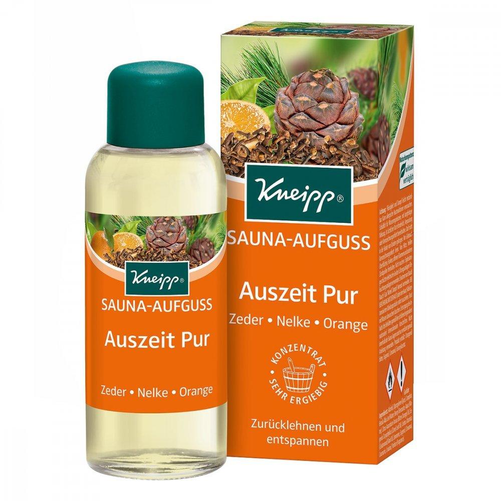 Kneipp Sauna Aufguss Auszeit Pur 100 ml Kneipp-Heilmittelwerk