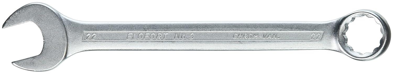 22mm Elofort 3000221000 Combination spanner 15 degree bent