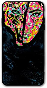 iPhone 6 Cases, Stencil Graffiti Full Body Protection 6s Case Cover, Case for iPhone 6 /6s,4.7 Inch
