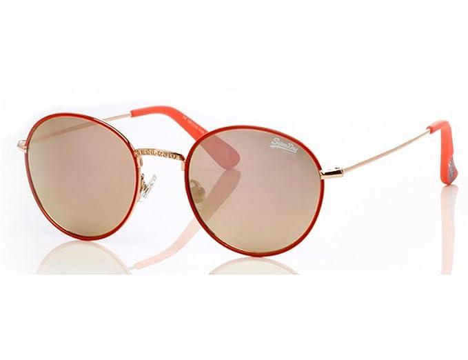 Superdry - Gafas de sol - para mujer multicolor rojo dorado ...