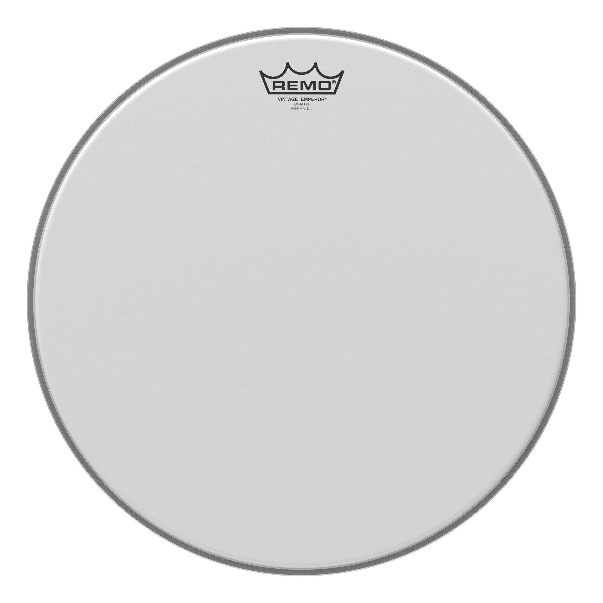 Remo VE0116-00 Vintage Emperor Coated Drum Head (16-Inch)