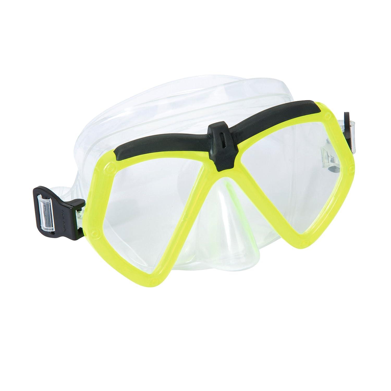 Bestway 193424 hydro-pro Eversea Diveマスク、イエロー   B075LMZN35