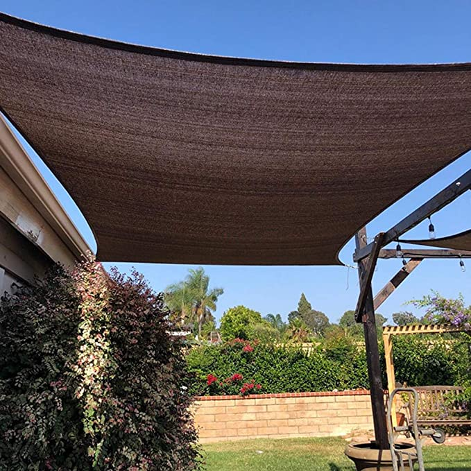 XLCZ Vela de protección Solar / 95% toldo de protección Solar ...