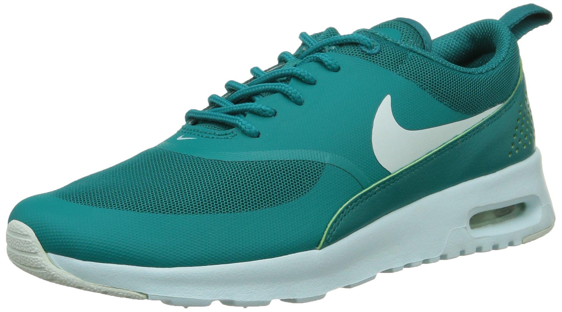 Nike Women's Air Max Thea Radiant Emerald/Fiberglass Running Shoe 6.5 Women US