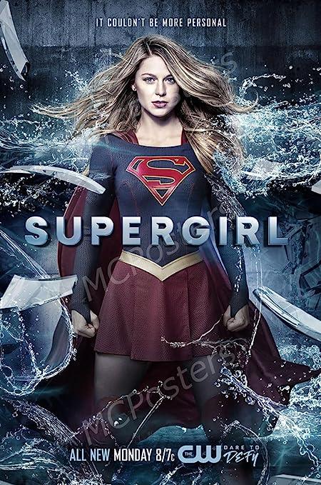 amazon com mcposters dc supergirl season 2 tv show series Supergirl Season 2 Start