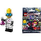 LEGO Minifiguras Coleccionables: Mad Scientist Minifigura (Serie 14)