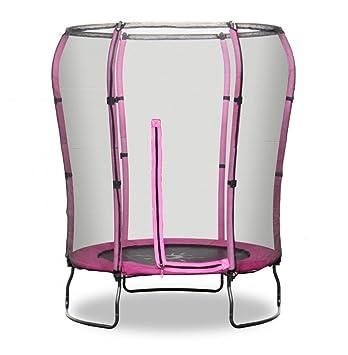 Rebo SJ55-PINK - Cama elástica, Color Rosa: Amazon.es: Juguetes y ...