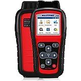 Autel TS508 TPMS Relearn Tool Tire Pressure Monitor - MaxiTPMS TS508 TPMS Reset Tool Program 16 MX-Sensor Tire Sensor DTCs Ke