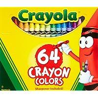 Crayola 64 Ct Crayons (52-0064) by Crayola