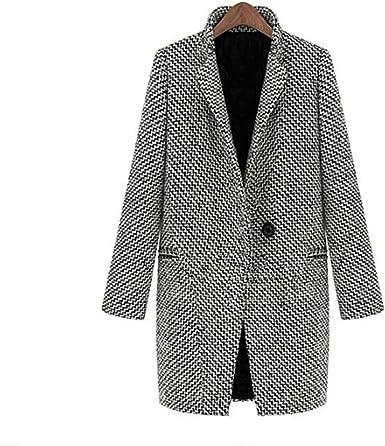 Manteau De Chevrons Veste Automne Et D'hiver Femmes De
