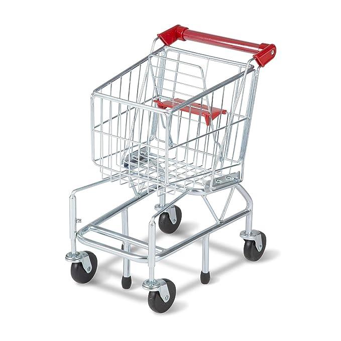 Melissa & Doug - Carro de compras (14071): Melissa & Doug Shopping Trolley: Amazon.es: Juguetes y juegos