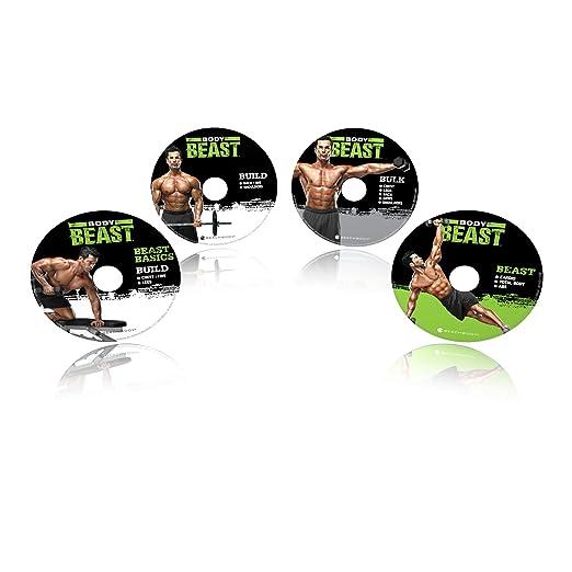 Amazon.com : Body Beast DVD Workout - Base Kit : Exercise And ...