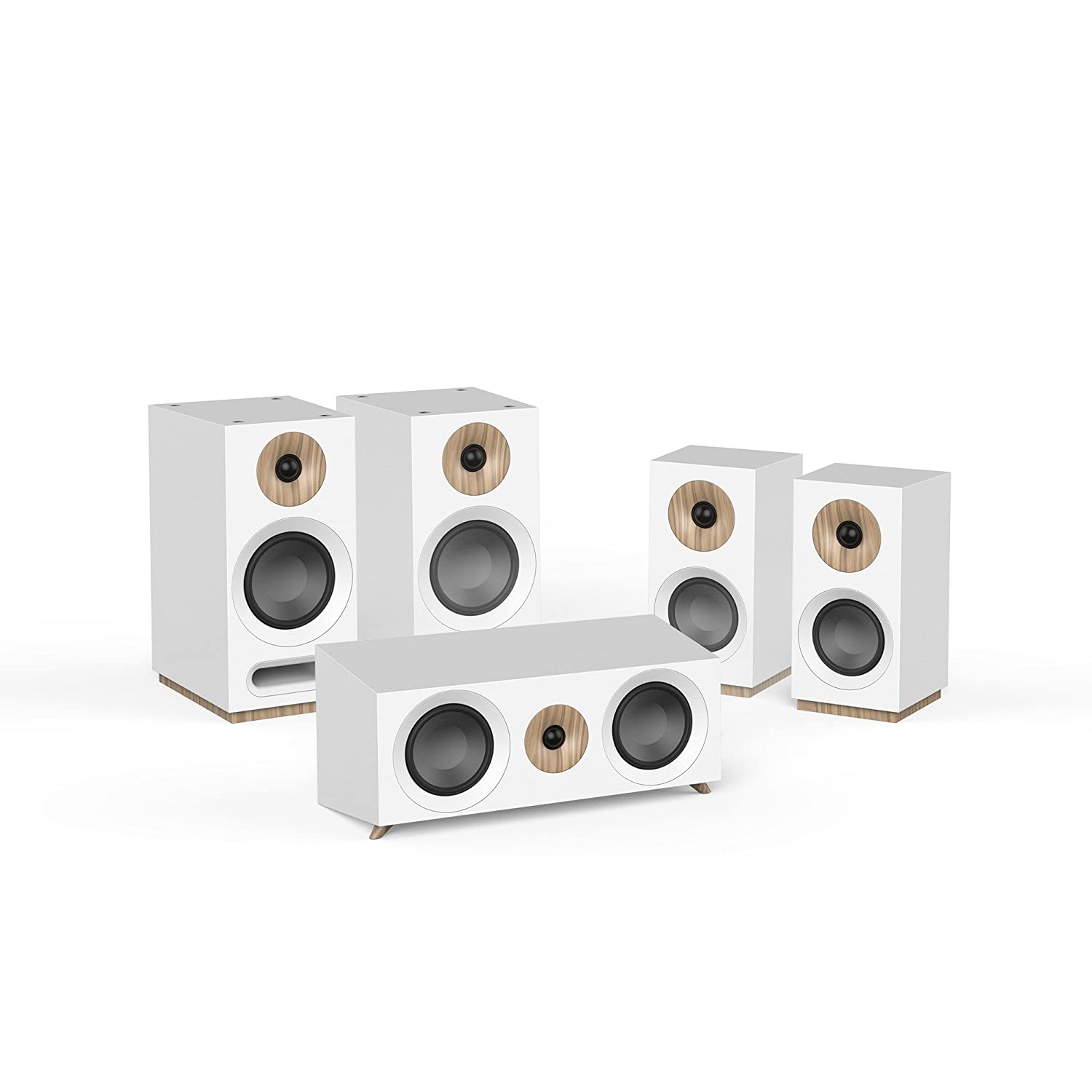 Jamo Studio Series S 803 HCS-WH White Home Cinema System